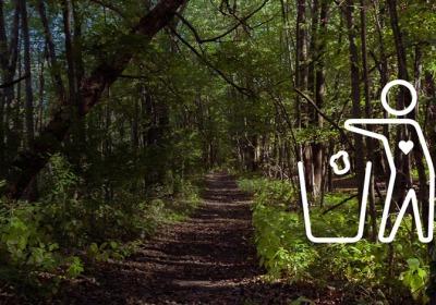 Samen maken we het Nationaal Park schoon.