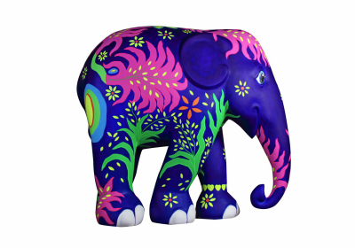 Olifantjes van Elephant Parade