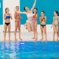 Zwemfeestje bij De Wilder