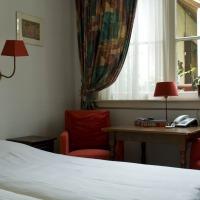 Kamer bij Hotel de Leeuw