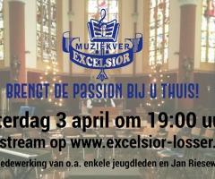 Live stream De Passion