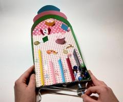Bouw je eigen mini flipperkast (7-10 jaar)