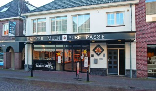 De echte bakker Jan Meen en Chocolaterie De Meester