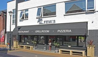 Femi's Grillroom Pizzeria