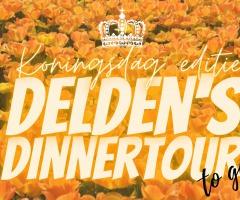 Delden's Dinnertour Koningsdag editie