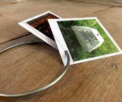 Expeditie Polaroid op Koningsdag.