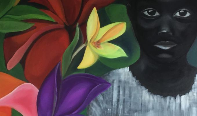 Cultuur in Tubbig: Karina Voets