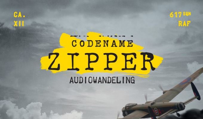 Audiowandeling codename Zipper