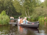 2 pers Canadese kano Giethoorn