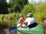 3 pers Canadese kano Giethoorn