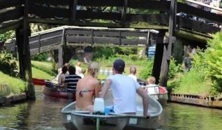 Fluisterboot Giethoorn