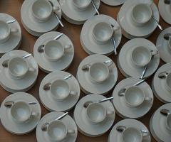 Koffieochtend voor senioren