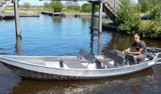 Consoleboot Giethoorn