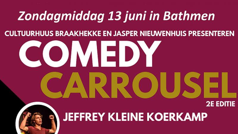 Comedy carrousel