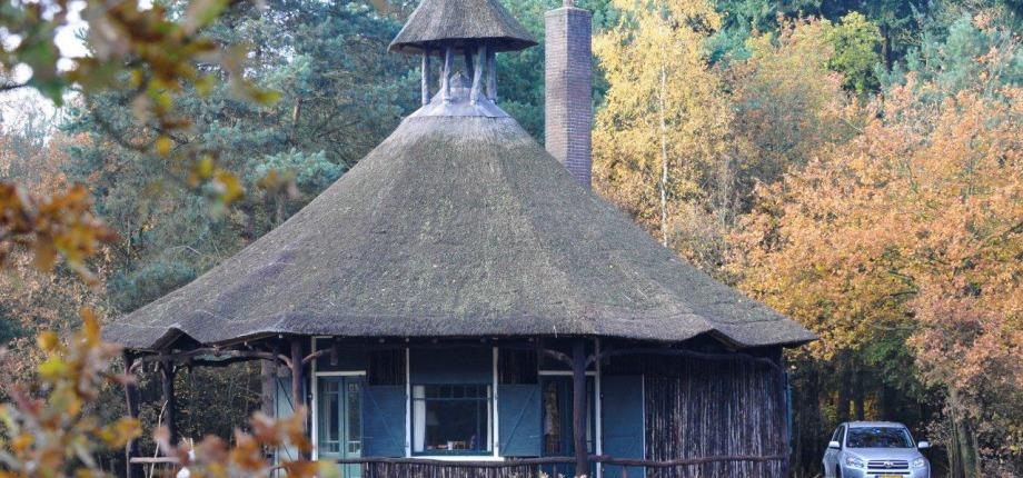 Theekoepel landgoed Oldenzaalse Veen, Enschede