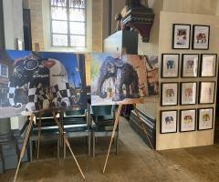 Foto-expositie Elephant Parade