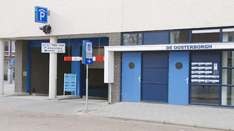 Parkeergarage Oosterborgh P5