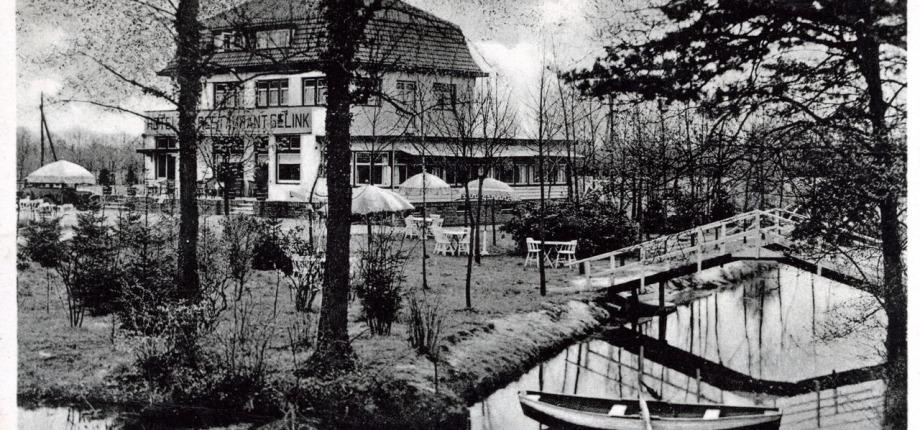 voormalig hotel Kampbeek