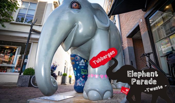 Elephant Parade Noord-Oost Twente