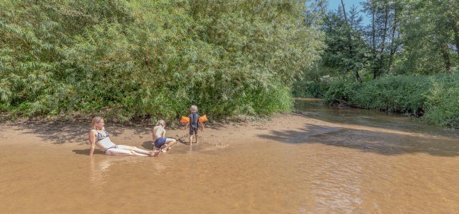 Zwemmen in de Dinkel