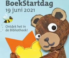 Kom op 19 juni naar de BoekStartdag