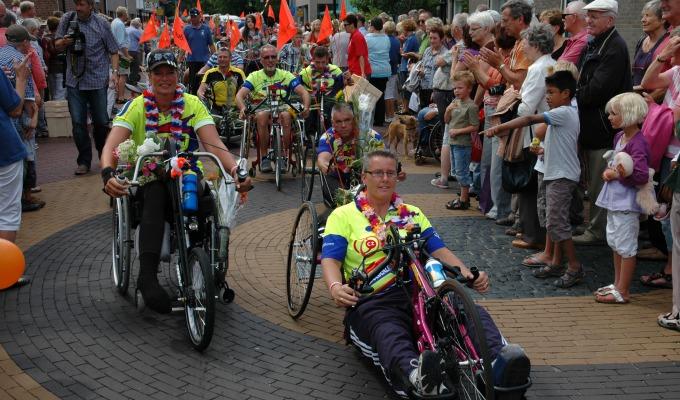 GEANNULEERD: Twentse Rolstoel4daagse Delden met NK handbiken
