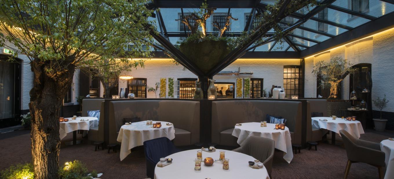 Drie sterrenrestaurant de Librije in Zwolle