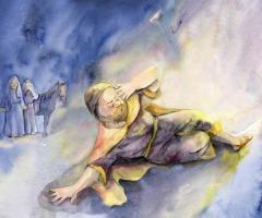 Voorstelling Paulus in Simon en Judaskerk