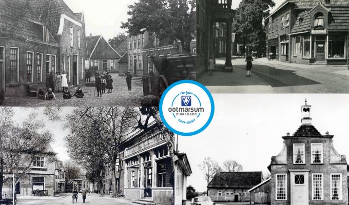 120 jaar VVV in Ootmarsum en Denekamp!