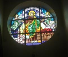 St.Jozef-tentoonstelling  in de Plechelmuskerk  in De Lutte
