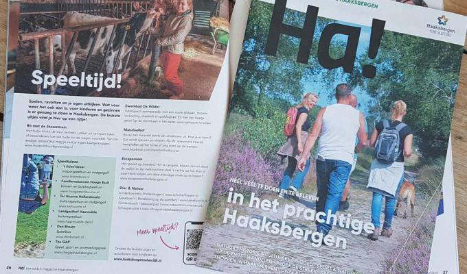 Ha! Hét toeristisch magazine van Haaksbergen
