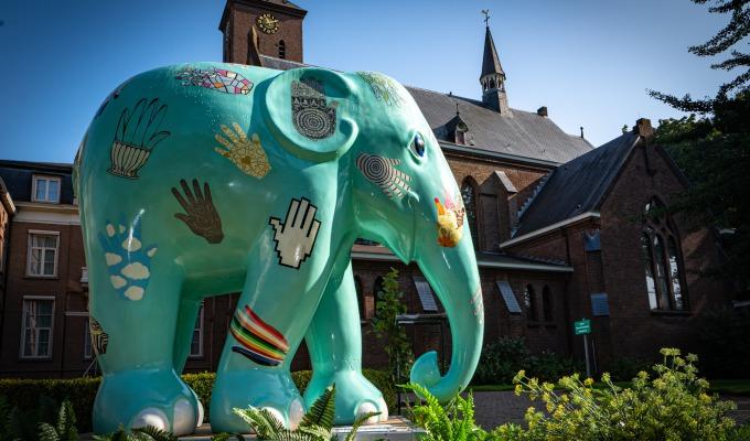 Elephant Parade Denekamp