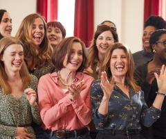 "Filmhuis Denekamp: ""The Singing Club"""