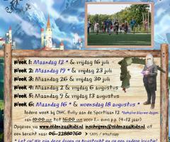 Middeleeuwse zomerweken bij OKids