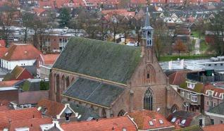 Kunst & Cultuur kleine kerk Steenwijk