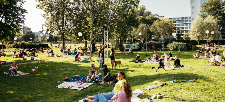 Park de Wezenlanden Zwolle