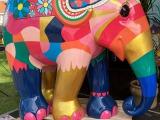 Overnachten tijdens Elephant Parade