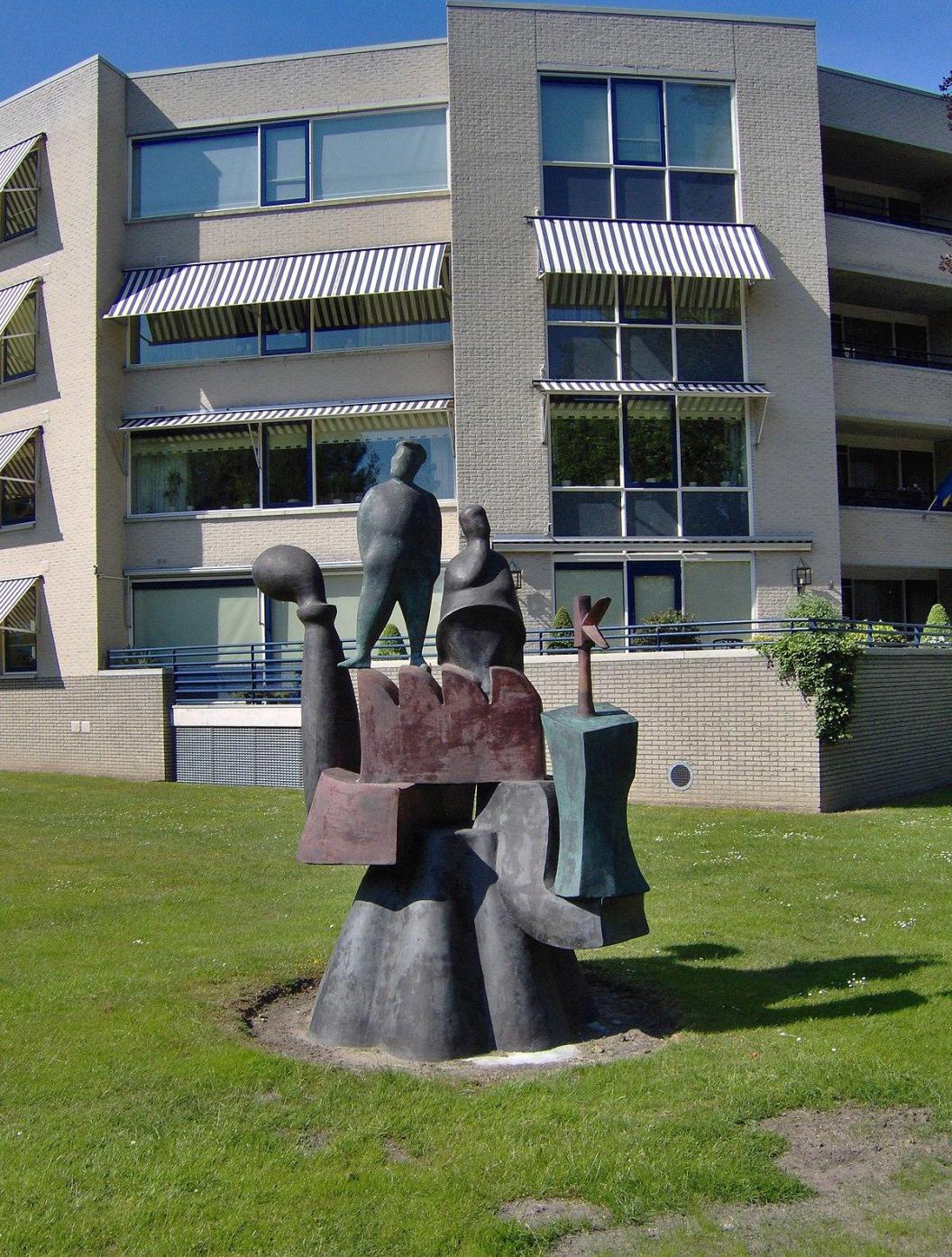 Monument Werkers v Spanjaard