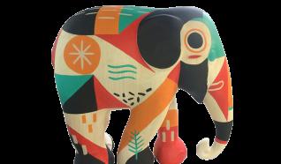 Elephant by Pedro
