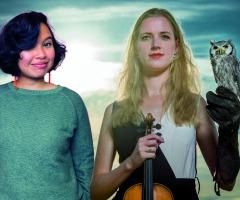 Concert The Zoo: Merel Vercammen en Bernadeta Astari
