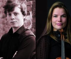 Concert: Coraline Groen en Robbrecht van Cauwenberghe