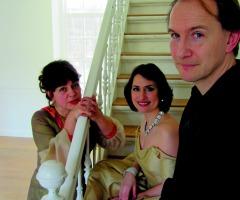 Concert: Ekaterina Levental, Irina Parfenova en Harm-Imre Dijkstra