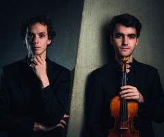 Concert: Pieter van Loenen en Tobias Borsboom