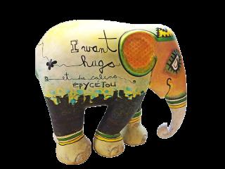 """""""Elephant"""" bij Wyllandrie"""