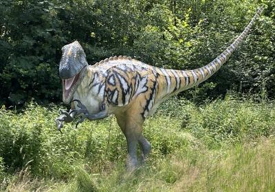 Dinosaurus!? verlengd t/m 31 oktober