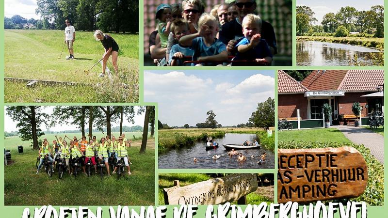Vakantie activiteiten Grimberghoeve