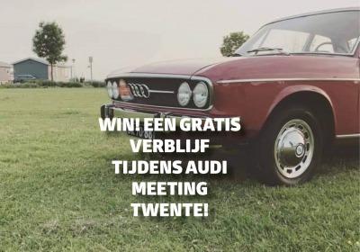 WIN GRATIS VERBLIJF AUDI WEEKEND