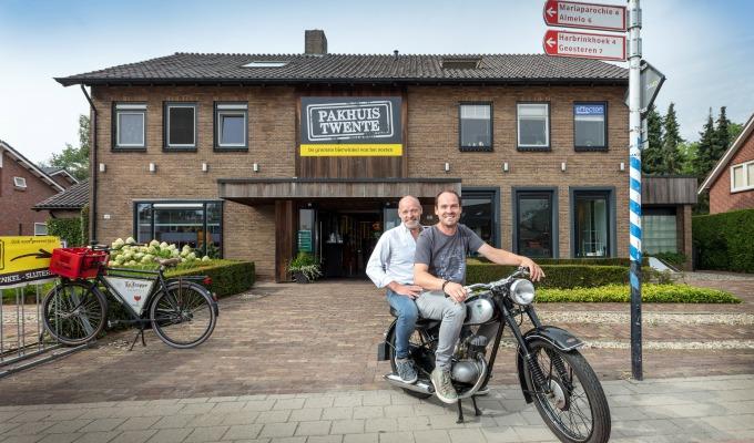 Café-Bierlokaal Morshuis en Pakhuis Twente mag je beslist niet missen!