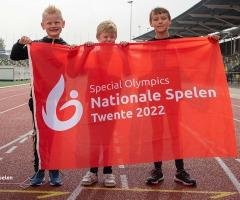 Pre-Games Special Olympics Twente