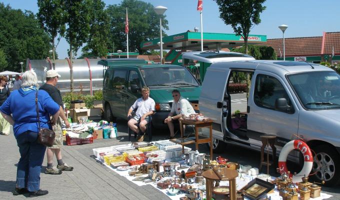 Afgelast   Kofferbakmarkt